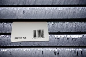 Apogee Industries - Steel Marking Label