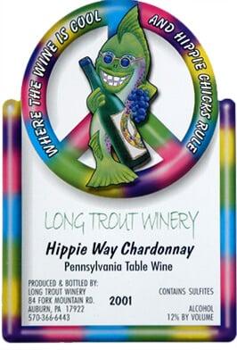 Custom Wine Label by Apogee Industries